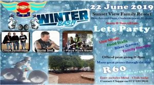 PBC Winterbash @ Sunset View Family Resort, Bon Accord Dam